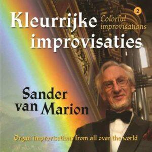 Kleurrijke Improvisaties - Sander Van Marion