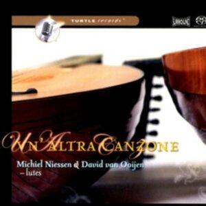 Giovanni Antonio Terzi: Un altra Canzone - Michiel Niessen & David van Ooijen