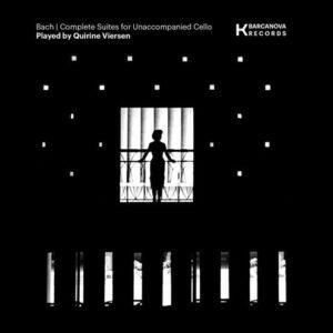 Bach: Cello Suites - Quirine Viersen
