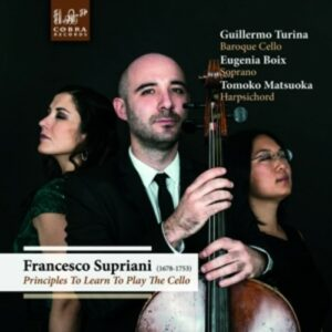 Supriani: Principles To Learn To Play The Cello - Guillermo Turina