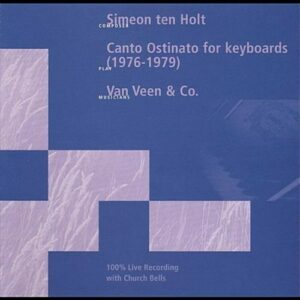 Simeon Ten Holt: Canto Ostinato, Live at the Concertgebouw - Mallet Collective Amsterdam