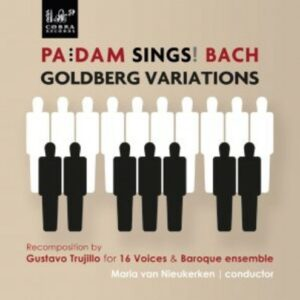 Bach / Trujillo: Goldberg Variations For 16 Voices - Pa:dam