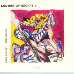Ladder Of Escape No.1 - Sparnaay, Harry