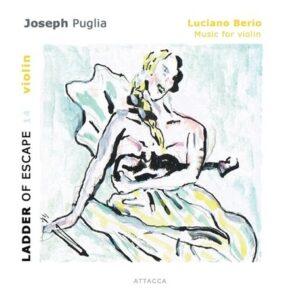 Berio: Music for Violin - Puglia
