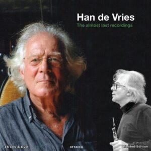The almost last recordings - Han De Vries