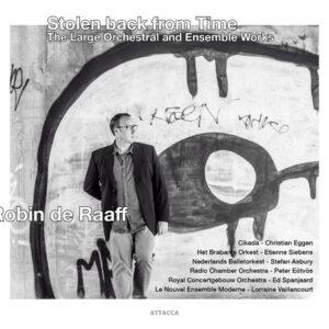 Robin De Raaff: Stolen Back From Time - Joe Puglia