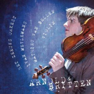 Britten: Violin Concerto -  Mathieu van Bellen