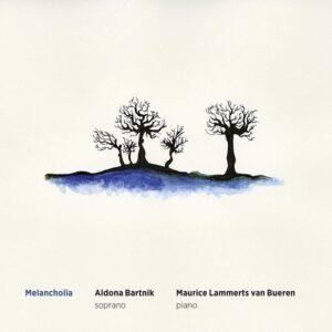 Melancholia - Aldona Bartnik