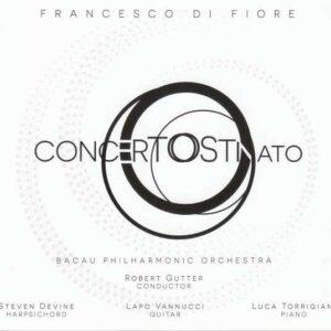 Francesco di Fiore: Concerto Ostinato - Steven Devine