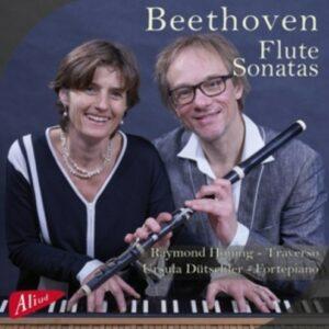 Beethoven: Flute Sonatas - Raymond Honing