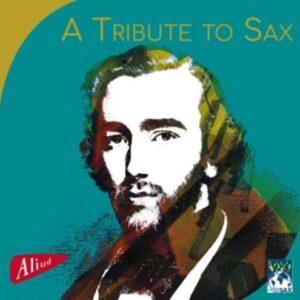 A Tribute To Sax - Jan Van der Roost