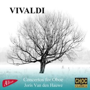 Vivaldi: Oboe Concertos - Joris Van Den Hauwe