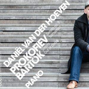 Prokofiev / Bartok: Piano - Daniël Van Der Hoeven