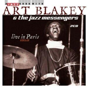 Live In Paris 1959 - Art Blakey & The Jazz Messengers