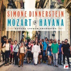 Mozart In Havana - Simone Dinnerstein