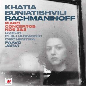 Rachmaninov: Piano Concertos Nos.2 & 3 - Khatia Buniatishvili