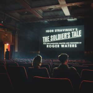 Stravinsky: The Soldier's Tale (Narrated by Roger Waters) (Vinyl)