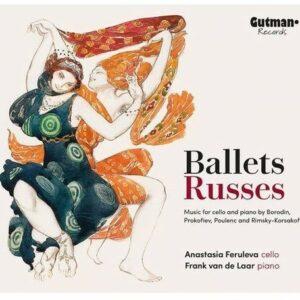 Ballets Russes - Anastasia Feruleva