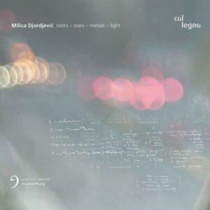 Milicia Djordjevic: Rocks - Stars - Metals - Armida Quartett