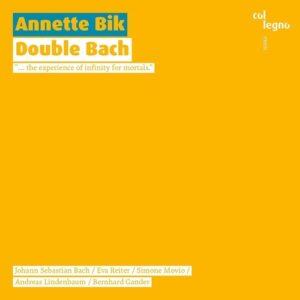 Double Bach - Anette Bik