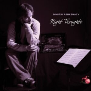 Night Thoughts - Music For Solo Cla