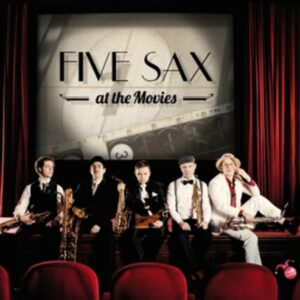 At The Movies - Five Sax