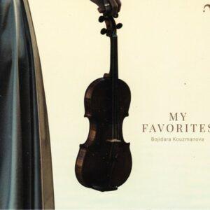 My Favourites - Bojidara Kouzmanova