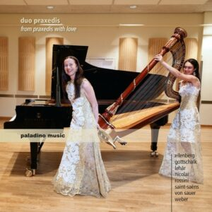 From Praxedis With Love - Duo Praxedis