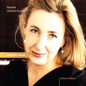 Louise Farrenc: Variations For Piano - Biliana Tzinlikova