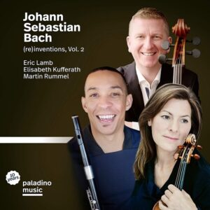 Johann Sebastian Bach: (Re)Inventions, Vol. 2 - Eric Lamb