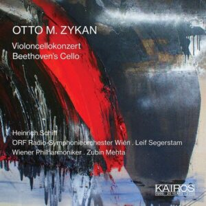 Otto M. Zykan: Cello Concertos - Heinrich Schiff