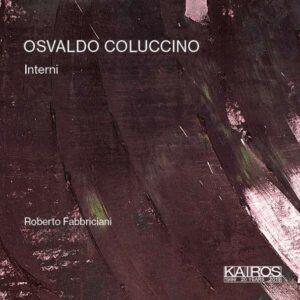 Osvaldo Coluccino: Interni for Flute - Roberto Fabbriciani