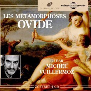 Ovide: Les Metamorphoses - Michel Vuillermoz