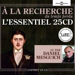 A La Recherche Du Temps Perdu (L'Essentiel En 25CD) - Marcel Proust