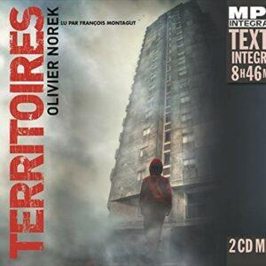Olivier Norek: Territoires (Integrale MP3) - François Montagut