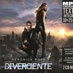 Veronica Roth: Divergente (Integrale MP3) - Marine Royer
