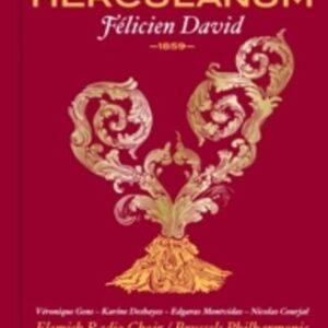 David, Felicien: Herculanum