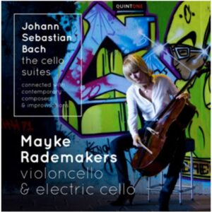 Bach J.S. / Gubaidulina / Kurtag / Pender: The Cello Suites Conected With Cont - Rademakers Mayke, Violoncello & Ele