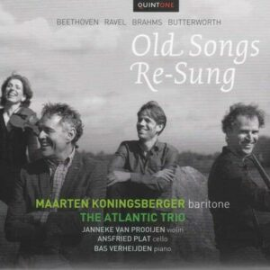 Old Songs Re-Sung - Maarten Koningsberger