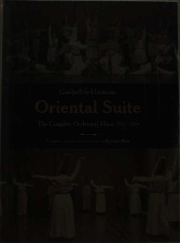 Oriental Suite 1923-1924 - Gurdjieff / De Hartmann