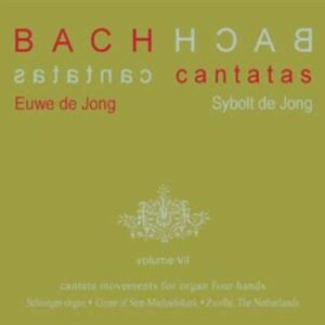 Cantatas Vol.7 - Bach, J.S.