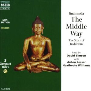 Jinananda: The Middle Way (The Story of Buddhism) - David Timson