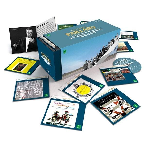The Complete Erato Recordings - Jean-Francois Paillard