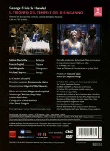 Handel: Il Trionfo del Tempo e del Disinganno - Sabine Devieilhe