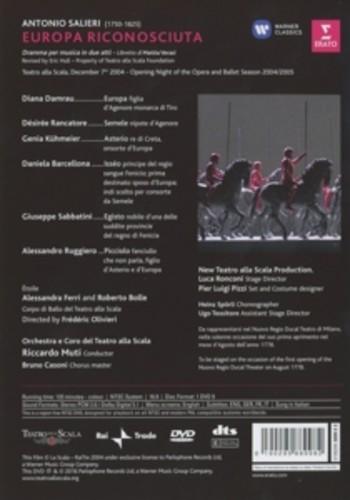 Salieri: L'Europa Riconosciuta - Diana Damrau