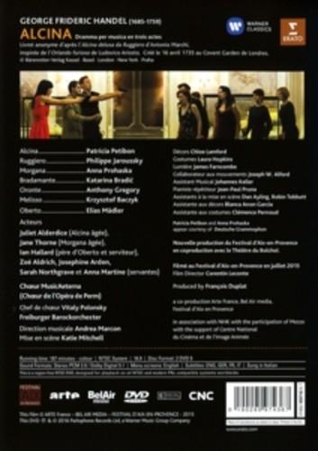 Handel: Alcina [Aix En Provence2012] - Philippe Jaroussky