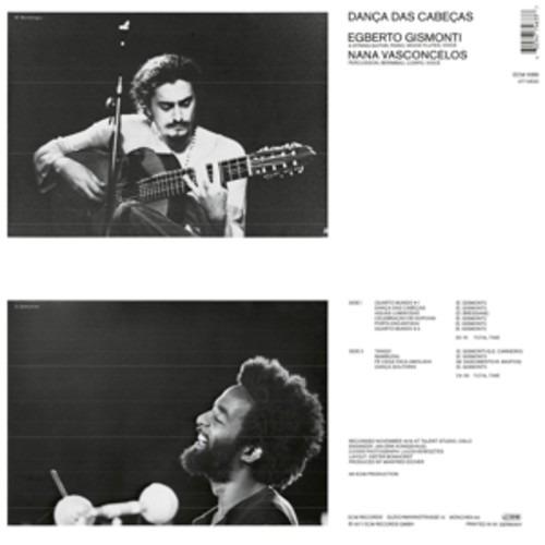 Danca Das Cabecas (LP) - Egberto Gismonti