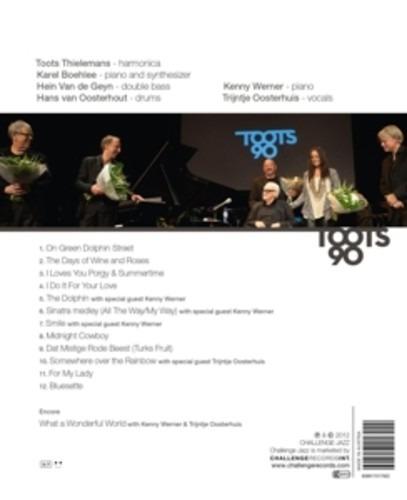 Live At Le Chapiteau Opera De Liege, May 17, 2012 - Toots Thielemans