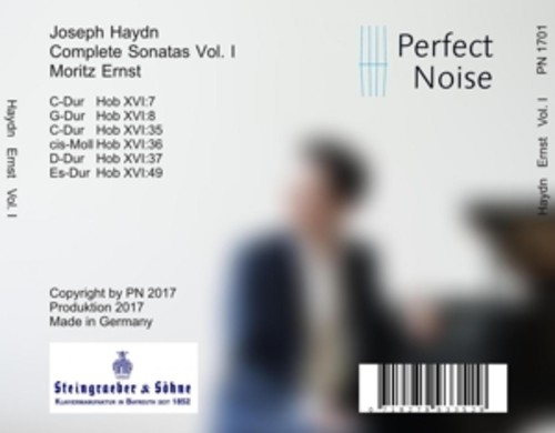 Haydn: Complete Piano Sonatas Vol. 1 - Moritz Ernst