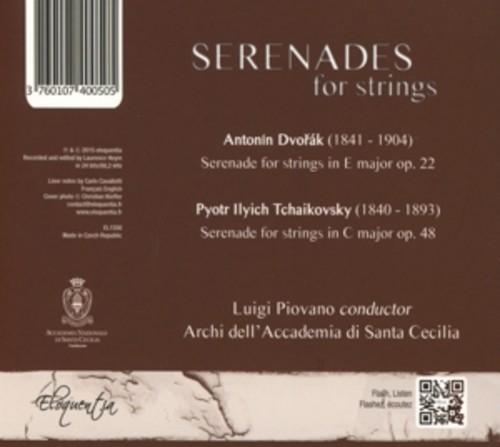 Tchaikovsky Dvorak: Serenades